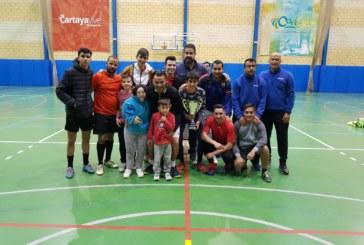 'Los de la COPE' se imponen en el Campeonato de Fútbol Sala de Invierno en Cartaya
