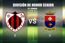 Fútbol en Directo | AD Cartaya vs AD San José