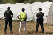 Almonte   La Guardia Civil detiene a tres varones por cultivar de marihuana en una finca privada de la localidad