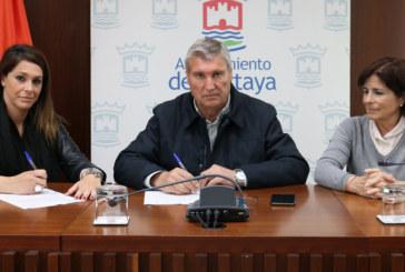 El Ayuntamiento colabora con el Centro de Mayores y Dependientes para la mejora de las instalaciones