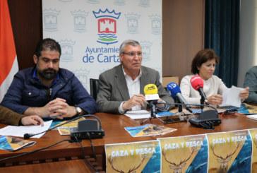 Cartaya Tv   Presentación de la I Muestra de la Caza y la Pesca