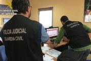 Ayamonte | La Guardia Civil detiene a cuatro personas por tráfico de drogas en la localidad