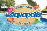 Aquopolis Cartaya abrirá sus puertas el lunes 17 de junio.
