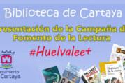 La Biblioteca Municipal de Cartaya presenta la Campaña de Fomento a la lectura