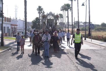 Cartaya Tv | Paso de las Hermandades del Rocío de Isla Cristina y Ayamonte por Cartaya