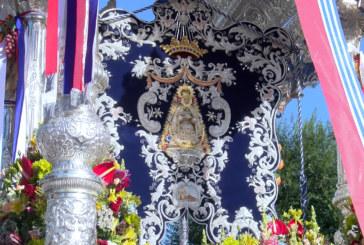 Cartaya Tv | Peregrinación de la Hdad. del Rocío de Cartaya hacia la Blanca Paloma