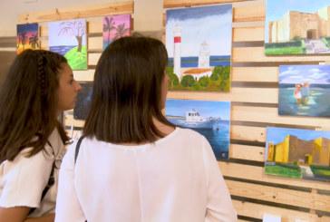 Cartaya Tv | Clausura del curso 2018/19 de la Escuela Mpal. Infantil de Pintura
