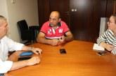 El nuevo equipo de gobierno y la Cooperativa Hortofrutícola de Cartaya estrechan su colaboración