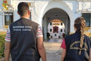 Isla Cristina | La Guardia Civil esclarece varios robos con fuerzas realizados en un complejo hotelero