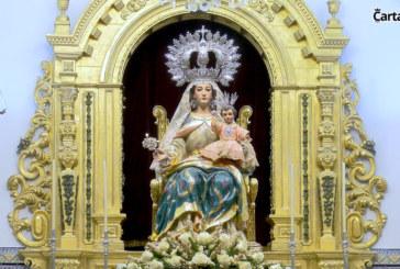 Cartaya Tv   Exaltación y Traslado al paso procesional de la Virgen de Consolación