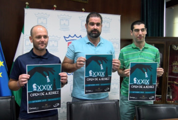 Cartaya Tv | Presentación XXIX Open de Ajedrez Playas de Cartaya