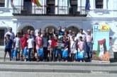 Cartaya Tv | El Ayuntamiento de Cartaya despide a los niños saharauis