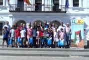 Cartaya Tv   El Ayuntamiento de Cartaya despide a los niños saharauis