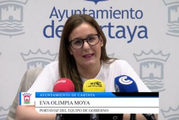 Cartaya Tv | Rueda Junta de Gobierno Local (08-10-2019)