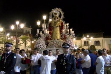 Procesión de Ntra. Sra. la Virgen del Rosario – Feria de Octubre 2019