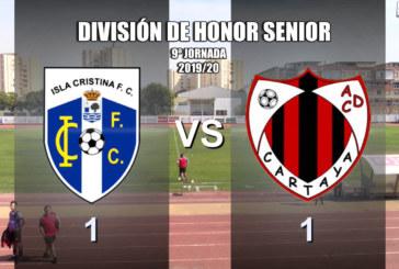 Cartaya Tv | Isla Cristina CF vs AD Cartaya (2019/20)