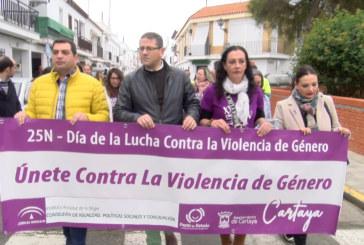 Cartaya Tv | Marcha contra la Violencia de Género en Cartaya