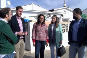 Cartaya Tv | La Delegada de Turismo visita Cartaya para conocer las necesidades turísticas del municipio