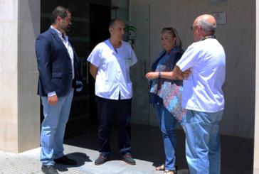 El Centro de Salud de Cartaya amplía su plantilla con la incorporación de un pediatra