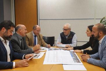 Los ayuntamientos de Cartaya y Lepe negocian con Adif la cesión del Puente de La Tavirona, en el marco de la reactivación de la Vía Verde del Litoral