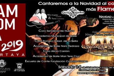 La Hermandad del Rocío de Cartaya te invita a su 'Zambomba 2019'