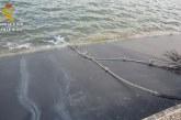 La Guardia Civil rescata a una mujer que se lanzó al agua de una balsa para rescatar a un perro que se estaba ahogando