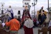 Cartaya Tv | Los Reyes Magos de Oriente llegan a Cartaya en camellos