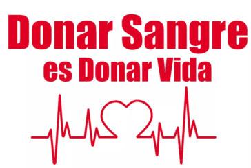 Colecta muy positiva de donantes de sangre en el Centro de Salud de Cartaya