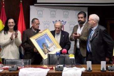 Cartaya Tv | Presentación del cartel anunciador de los actos en Honor a San Sebastián