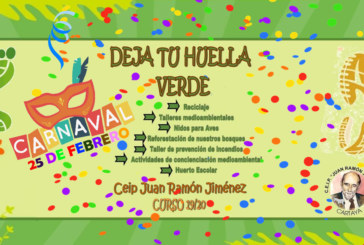 El CEIP Juan Ramón Jiménez organiza la I Convivencia de la comunidad educativa con motive del carnaval