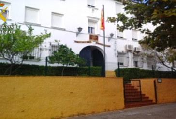 Calañas | La Guardia Civil ha rescatado a cuatro personas que se habían perdido en un paraje de la localidad
