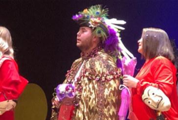 Felipe Mantero es el rey del Carnaval de Valverde del Camino 2020