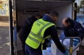 La Guardia Civil y la Inspección Pesquera han intervenido una gran cantidad de choco que carecía de documentación