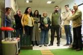 La Delegada de Salud visita el Centro de Diagnóstico, Terapia y Rehabilitación de Cartaya