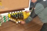 Huelva | La Guardia Civil interviene productos alimenticios de contrabando en un establecimiento