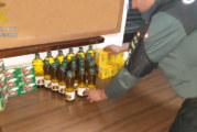 Huelva   La Guardia Civil interviene productos alimenticios de contrabando en un establecimiento
