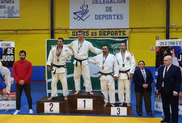El cartayero Francisco Brito, bronce en la Copa de España de Judo de Veteranos que se celebra en Sevilla
