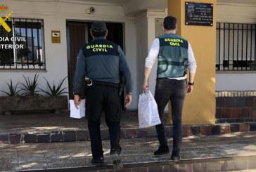 Lepe | La Guardia Civil ha detenido a cuatro personas por un robo cometido en una vivienda de la localidad
