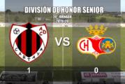 Cartaya TV | AD Cartaya vs Chiclana CF (2019/20)