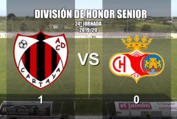 Cartaya TV   AD Cartaya vs Chiclana CF (2019/20)