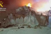 Cartaya | La Guardia Civil y la Policía Local detienen a dos menores implicados en la quema de contenedores en la localidad