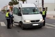 La Policía Local de Cartaya interpone más de 60 denuncias en la primera semana del estado de alarma