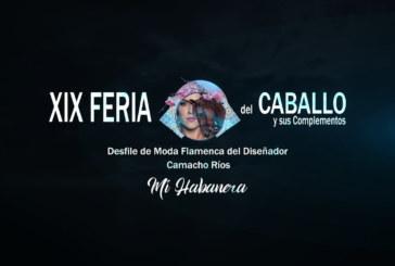 Cartaya Tv | Feria del Caballo 2020: El diseñador Camacho Ríos presenta su colección «Mi Habanera»