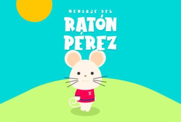 El Ayuntamiento de Cartaya concede un permiso especial al Ratoncito Pérez para que siga recogiendo dientes y repartiendo regalos