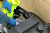Isla Cristina | La Guardia Civil interviene casi un kilo de hachís a un varón en la localidad