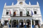 Silencio en Cartaya en honor a las víctimas del Covid-19