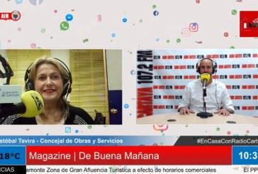 El Ayuntamiento de Cartaya no cederá casetas del Recinto Ferial