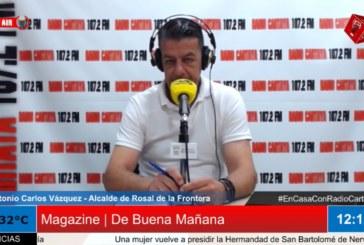 Radio Cartaya   Ruta 107.2 (07-07-2020)