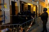 La Guardia Civil detiene a 12 personas en una operación contra el tráfico de drogas en varias localidades de Huelva