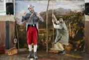 Ganso & Cía  presenta mañana en Cartaya la obra de teatro familiar 'Babo Royal'